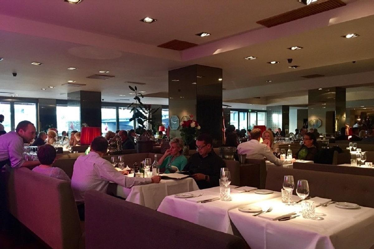 Dining in Berlin